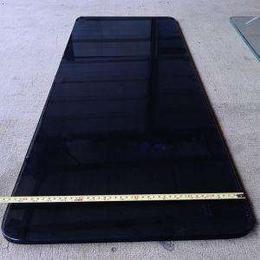 黑色玻璃 南京松海玻璃厂家 黑色玻璃价格