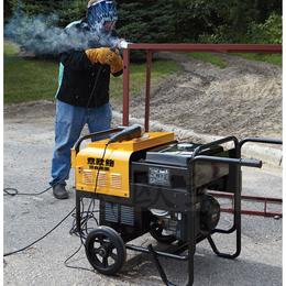 300A双缸发电电焊两用机价格