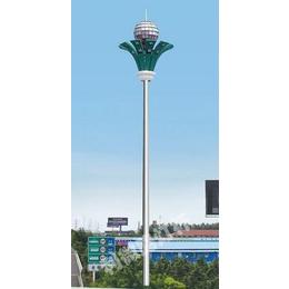保定高杆灯  供应15米 18米 高杆灯灯杆