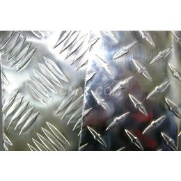 国标1100五条筋花纹铝板 耐磨1200指针形花纹铝板厂家