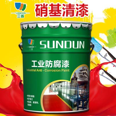 硝基清漆 三盾牌 家具罩光漆 防腐涂料 干燥快