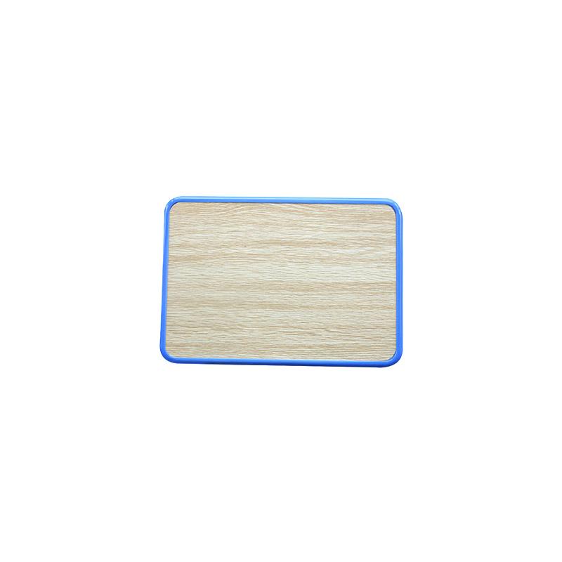 注塑封边课桌椅面板 课桌椅实木面板