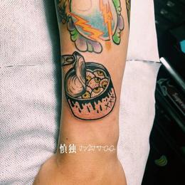 纹身风格-创意水彩图案缩略图