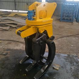 液压式抓木器 挖机液压式抓木器机用 挖机配件 液压式抓木器