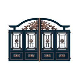 江西别墅庭院门 防盗门 系列ZD-T102-庭院门出售 定制