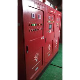 慧中消火栓泵控制柜160KW提供CCCF证书全国供应