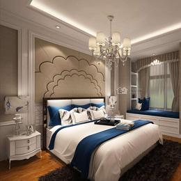 定制卧室床头软包背景墙装饰卧室沙发软包欧式电视背景墙硬包