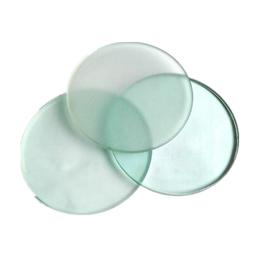 钢化磨砂玻璃可定做无透光