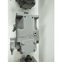 煤矿综掘机液压泵维修A11VLO190LRDS双联柱塞泵