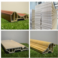 竹木纤维护墙板厂家的面采用多孔空心结构是为什么?