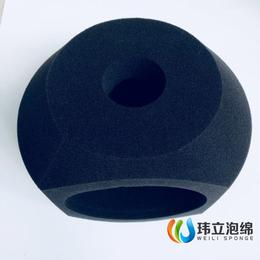 录音话筒防风屏吸音罩 电容话筒降噪系统
