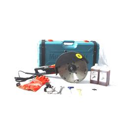 电动双轮异向切割锯 济宁龙鹏专供 电动切割锯用法