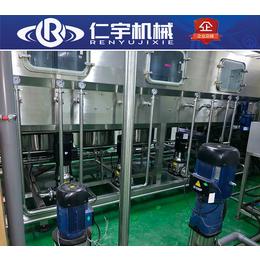 多功能的桶装水灌装机生产厂家  就选苏州仁宇平安国际乐园