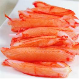 V型蟹柳 冷冻长脚蟹棒 蟹味鱼肉棒