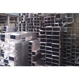 国标6063铝合金方管 6063铝方管 6063铝管厂家