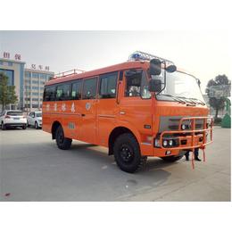 东风四驱载货车4驱矿用载人车4x4沙漠越野车