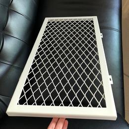 厂家热销金属拉网铝板 梗宽梗长定制