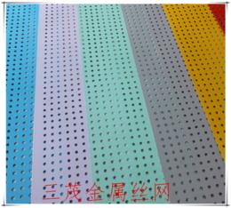 三茂直销生产镀锌圆孔冲孔板 圆孔洞钢板