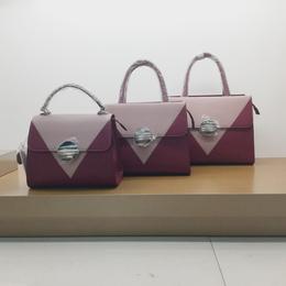 苹果 袋鼠 优雅立体百搭手提包