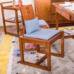 展博餐椅可定制新中式白蜡木纯实木工厂直销批发