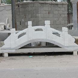 曲阳石雕汉白玉石拱桥雕刻厂家