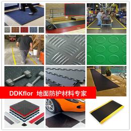 工业pvc塑胶地板   工厂耐磨地板胶 6.5mm厚工业地板