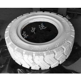 江山市充气实心工程轮胎厂家直销