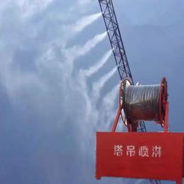 兴业 塔吊喷淋qy8千亿国际机械