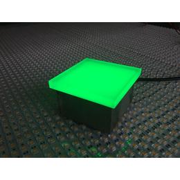 LED发光地砖灯_广场地面专用LED发光地砖生产厂家