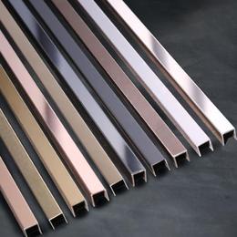 不锈钢装饰条 生产厂家 尺寸精准 认准强昊不锈钢