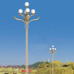 中华灯 玉兰灯 户外景观照明 保定利祥定制生产