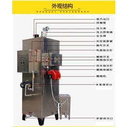 旭恩燃油蒸汽发生器全自动蒸汽锅炉