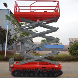 6米履带升降机 履带式升降平台供应 古交市全自行举升机制造