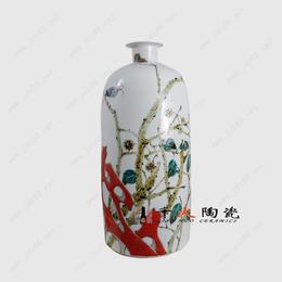 景德镇瓷器花瓶批发市场 花瓶批发热线