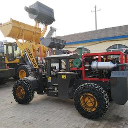 井下铲车井下铲运机带尾气净化铲车铲重3吨的矿山用铲车