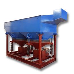 柏立松锯齿波跳汰机 选别贵金属锰渣铬渣矿山机械 细粒重选qy8千亿国际