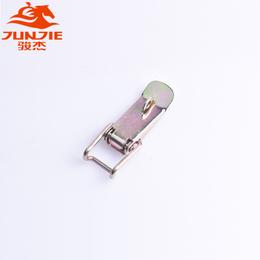 五金不锈钢搭扣箱包配件J106-1扁嘴搭扣