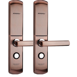 凯迪仕智能锁6113电子门锁防盗门指纹密码锁