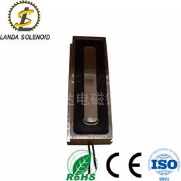 大吸力方形吸盘式电磁铁尺寸300 100 80