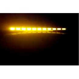 厂家直销甘肃威盾全黄6000H新款长排爆闪信号灯缩略图