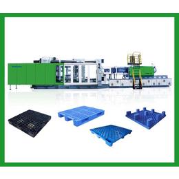 托盘注塑机厂家 塑料托盘生产平安国际乐园设备