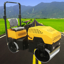 冠森机械-随州小型压路机-3吨小型压路机