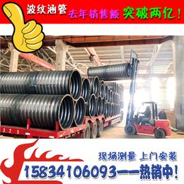 山西波纹管厂家 太原波纹管 清徐热镀锌波纹管 排污排水波纹管