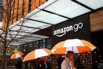 亚马逊第三家无人商店Amazon Go纽约开业