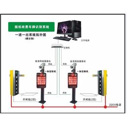 供应红河金科顺HH009无感支付车牌识别系统