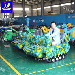兒童遊樂坦克車 全地形越野坦克車廠家  遊樂設備
