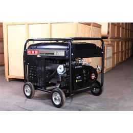 小型300A发电电焊机低噪音