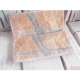 常年剁斧石 天然石材劈开砖 外墙砖价格 使墙面达到仿古的效果