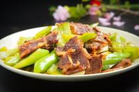 青椒牛肉大众所爱
