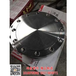 太原304L不锈钢管道法兰盖尺寸标准